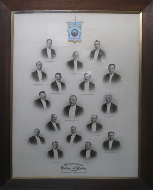 Lodge of Amity Founders